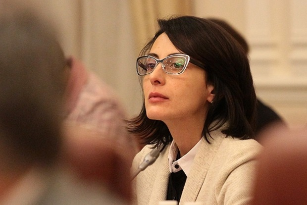 Деканоидзе рассказала, куда пропала Згуладзе