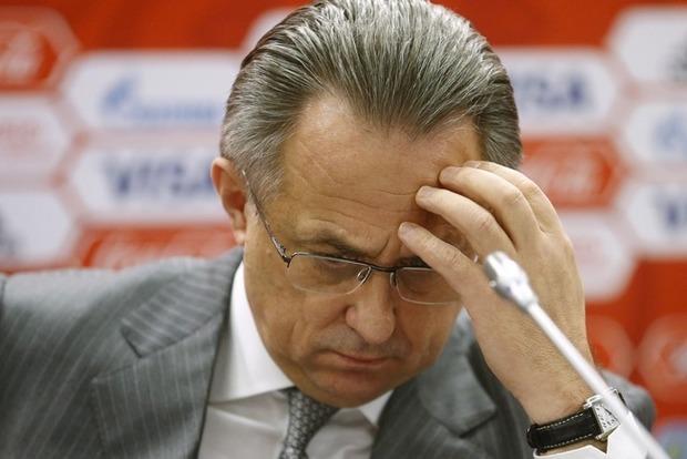 Допинговый скандал: У России могут забрать Чемпионат мира по футболу