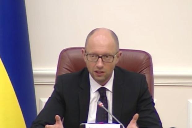 Яценюк: Наказание за преступления, совершенные около Рады, предусматривает пожизненное заключение