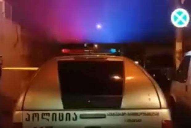 У Тбілісі скоєно напад на зятя президента Грузії - відео