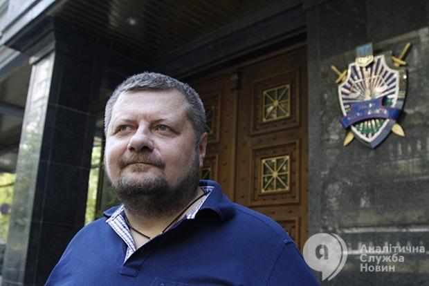 Нардеп Мосийчук пришел на допрос в ГПУ