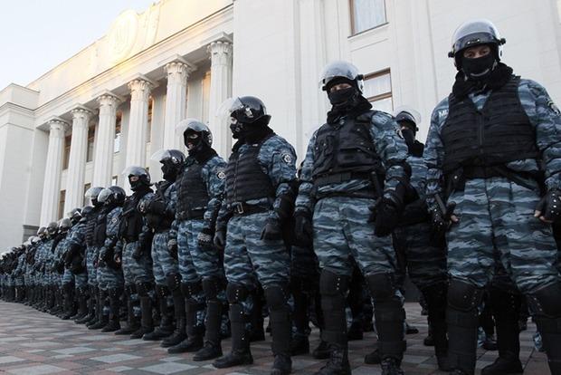 Большинство «беркутовцев», которые расстреливали Майдан, уехали в Россию и Крым