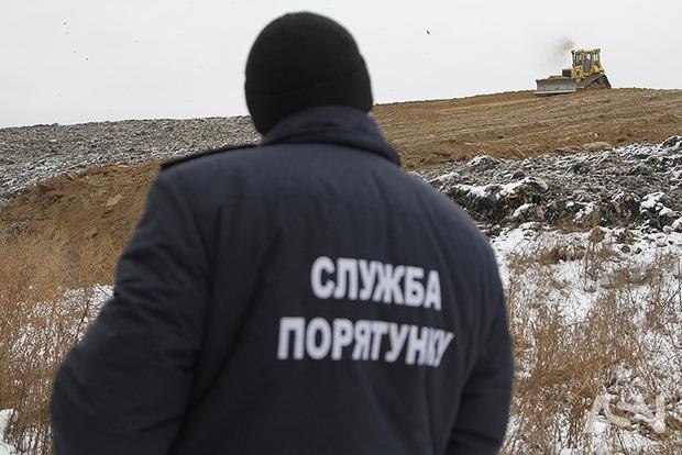 На львовскую мусорную свалку экологических инспекторов не допускали пять лет