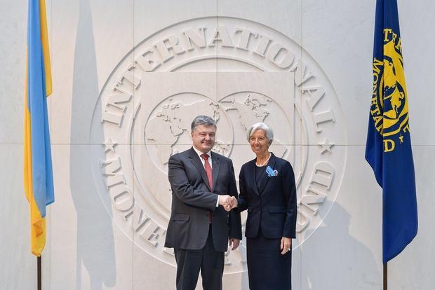 МВФ согласовал новый кредит для Украины на $3,9 млрд