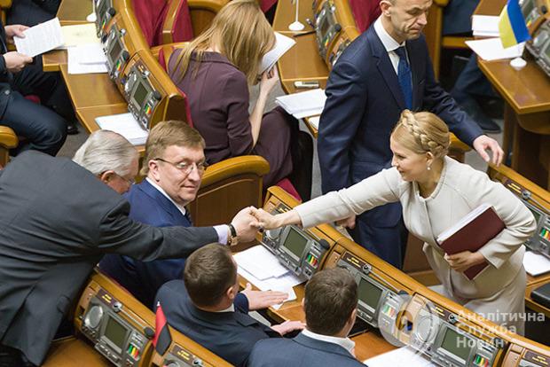 Политолог рассказал, чего не хватает Тимошенко и Садовому, чтобы создать новую коалицию