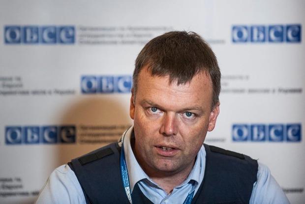 Хуг: місія ОБСЄ побачила готовність і здатність припинення вогню наДонбасі