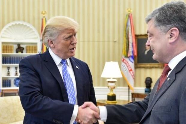 Названа дата встречи Порошенко и Трампа