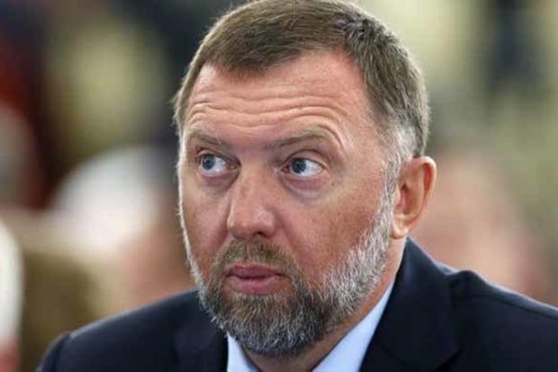 Російський олігарх Дерипаска втратив 1 мільярд доларів