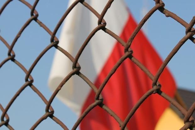 В Польше унижают украинских водителей