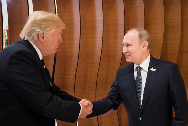 Трамп не исключил приглашение Путина в гости