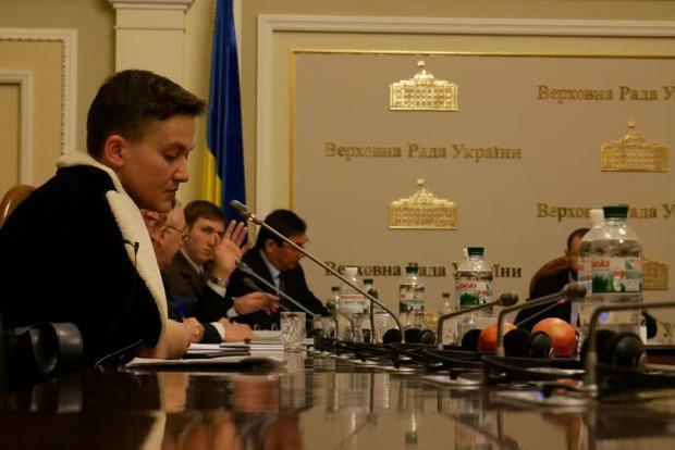 Луценко оприлюднив важливі докази винуватості Савченко