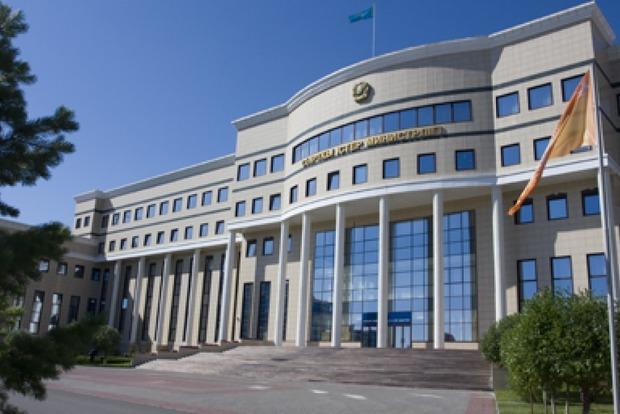 МИД Казахстана призвал своих граждан не отдыхать в Крыму