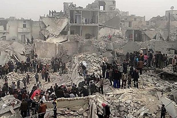 В США считают смешными обвинения России о срыве перемирия в Сирии