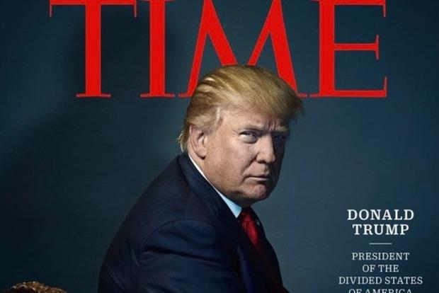 Трамп выразил недовольство своей характеристикой в журнале Time