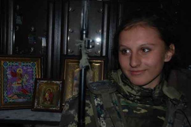 Погибла известная снайперша ДНР