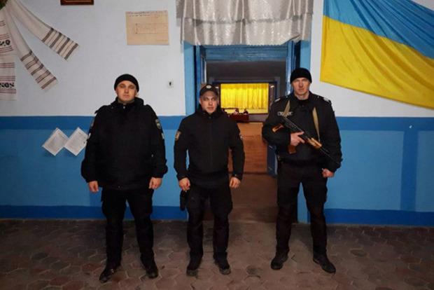 Полиция установила факты подкупа продуктами избирателей в Одесской области