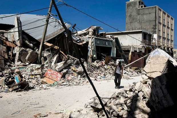 У берегов Гаити произошло землетрясение, есть жертвы
