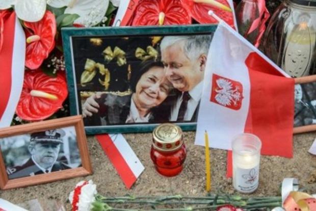 В гробу Качинского нашли фрагменты двух других тел