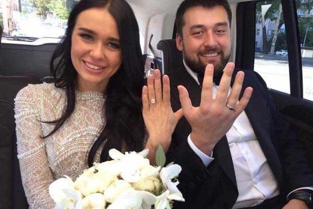 Сын Юрия Луценко женился. Появилось первое фото
