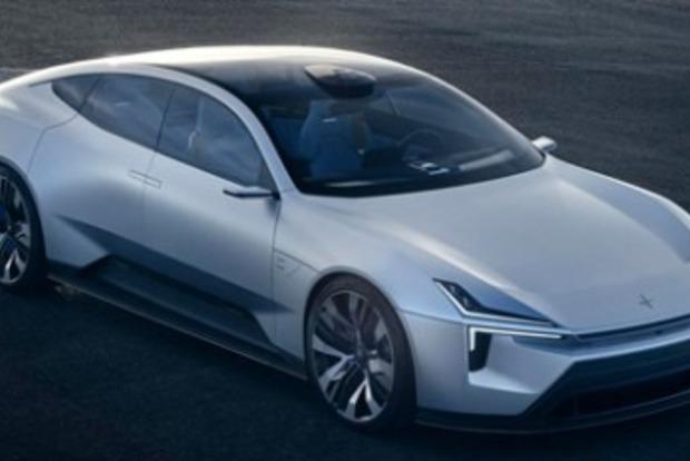 Концепт Polestar Precept станет серийным электромобилем