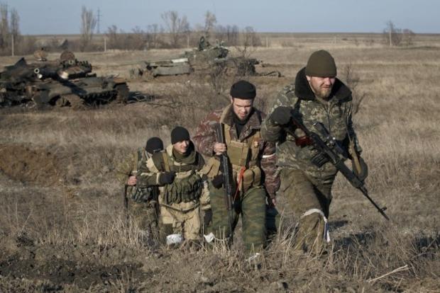 Около Гранитного боевики пошли на штурм