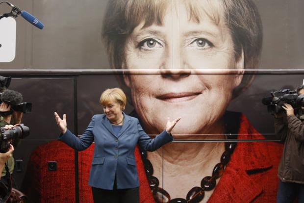 Меркель: Санкции против РФ снимут только после мира на Донбассе