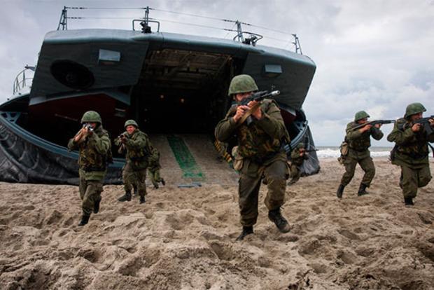 На учения в Беларусь Россия свезла около 100 тысяч солдат – Минобороны Германии
