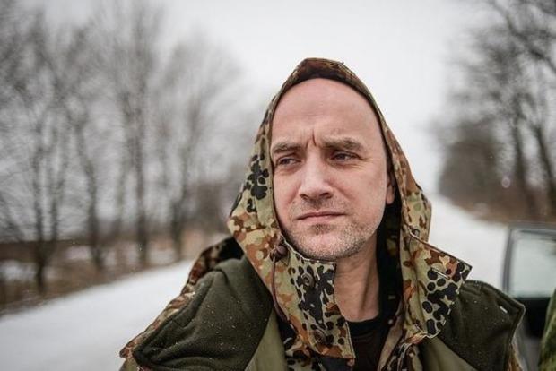 Российский писатель Прилепин сбежал от боевиков ДНР
