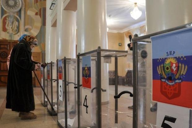 В «ЛНР» могут перенести фейковые выборы на осень 2016 года