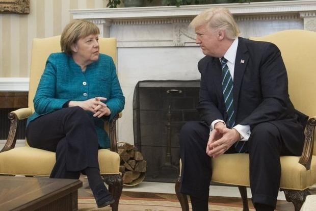 Меркель: На США нельзя полагаться, я четко это поняла