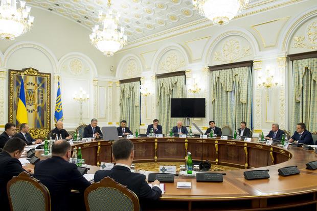 СНБО постановил провести аудит Укроборонпрома - Турчинов