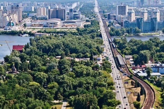 Кличко заявил о начале реконструкции Гидропарка
