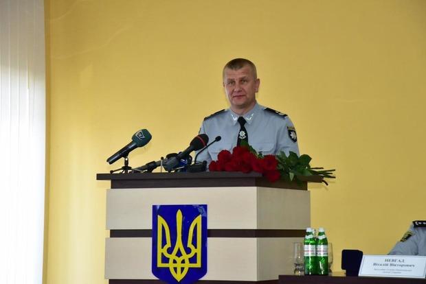 Милиция Донецкой области получила нового начальника