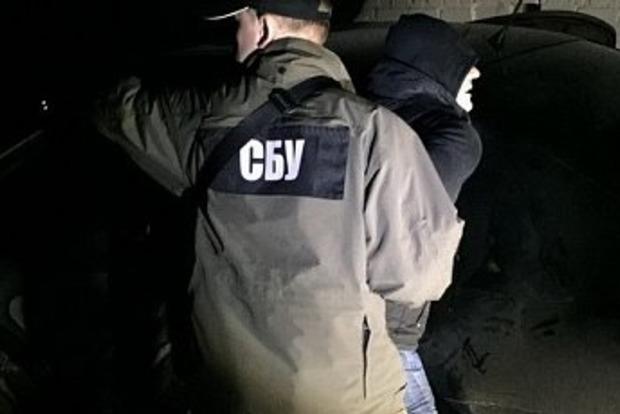 СБУ в Киевской области задержала банду рэкетиров
