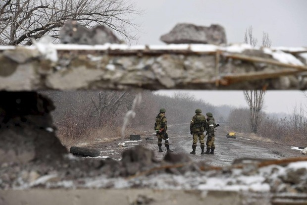 На Донбассе в зоне боевых действий исчез военный