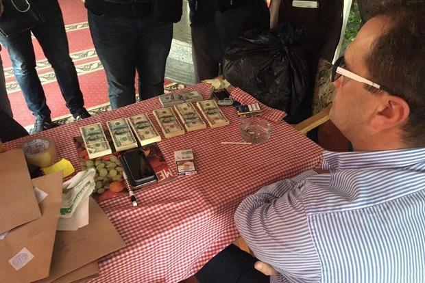 Топ-чиновник Укрзализныци погорел на крупной взятке