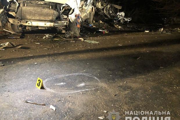 В жутком ДТП на трассе Одесса-Овидиополь погибли полицейские