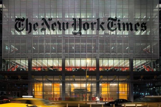 New York Times опубликовал еще одну статью о коррупции в Украине