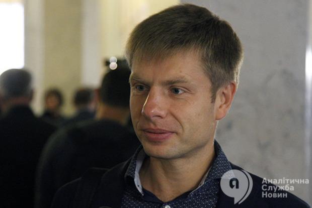 Гончаренко оценил свои вокальные данные и рассказал о встрече с президентом