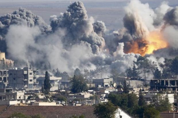 Российская авиация ударила по Идлибу, погибли 27 гражданских