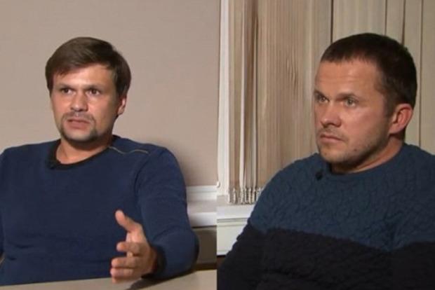 Bellingcat: Петров і Бошіров причетні до спецслужб Росії