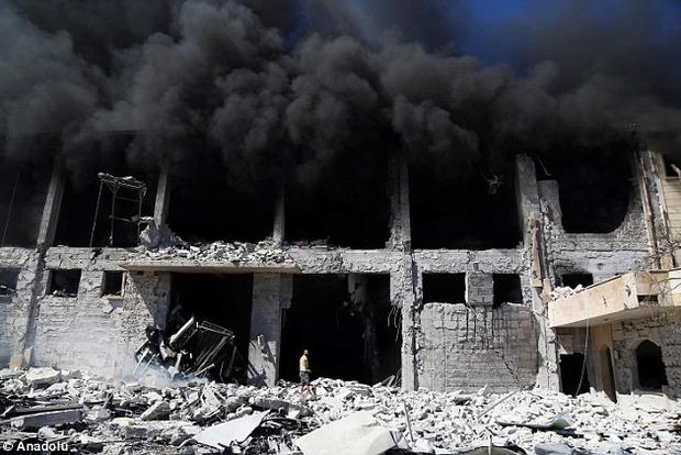 США, Франция и Британия созывают новое заседание СБ ООН по Сирии