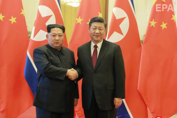 Появились сведения оприлете Ким Чен Ына вкитайский Далянь