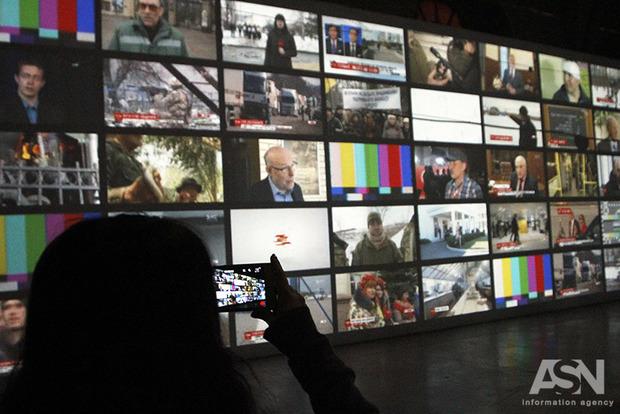 На ТВ должно быть не менее 75% украинского языка. Рада приняла новый закон