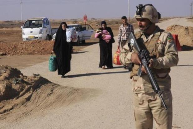 Боевики ИГИЛ напали на базу американских военных в Ираке