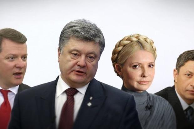 Тимошенко и Ляшко прошли бы во второй тур выборов президента Украины - опрос КМИС