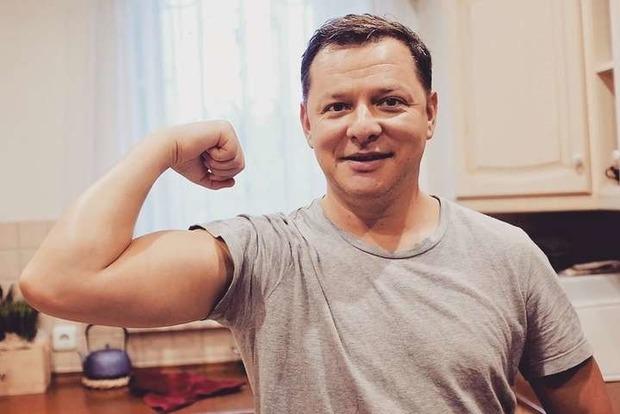 50-летняя Росита Олега Ляшко скоро родит сына. Фото