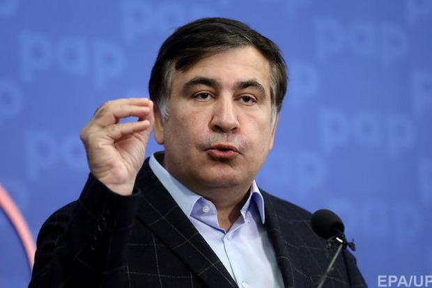 Пограничники опровергли обвинения Саакашвили о задержании его сына