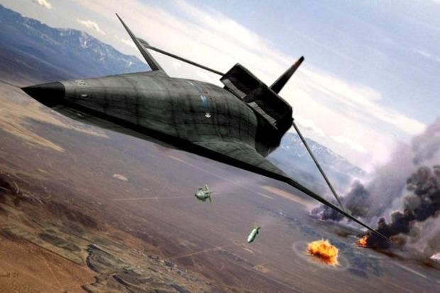 Гиперзвуковая революция. США испытали сверхсекретный самолет