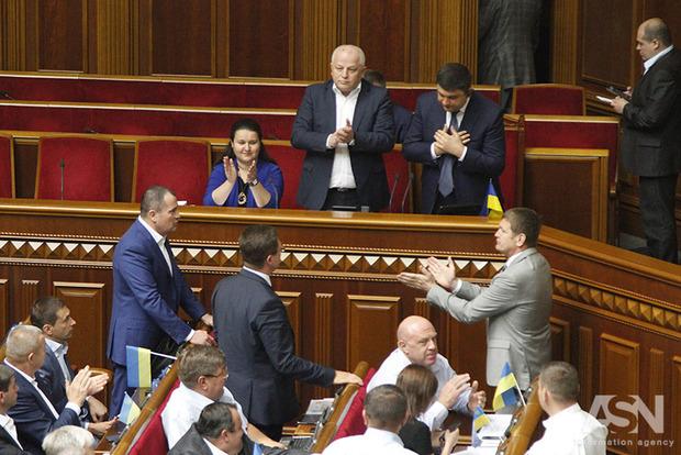 Рада утвердила в первом чтении передел 26 млрд грн дополнительных поступлений госбюджета